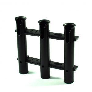 Plastic Rod Holder 3 Tube