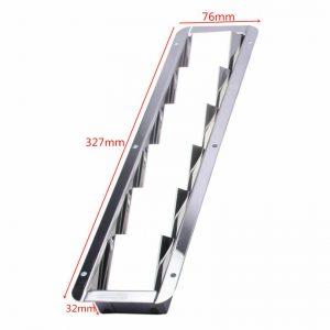 Boat Louver Vent Marine Stainless Steel